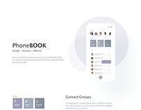PhoneBOOK App