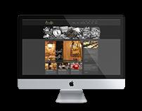 Amalfi's Restaurant & Mercato   Mural & Brand Graphics