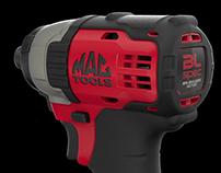 MAC Tools 20v Max BL Spec Impact Driver & Impact Wrench