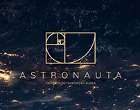 Astronauta - Exercício de Proporção Áurea