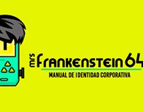 Mrsfrankenstein64 | manual de identidad corporativa