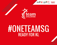 SPORTSG #ONETEAMSG READY FOR KL