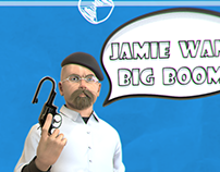 Jamie wants big boom