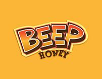 Beep Logo Design.