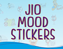 JIO Chat Stickers