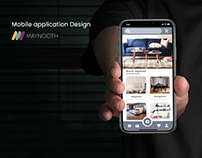 Mobile application for furniture