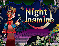 """Night Jasmine"" - High 5 Games"