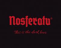 Nosferatu. Dark beer