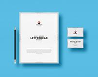Free Brand Stationery Mockup