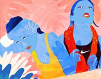 Nike Women – Tumblr Creatrs