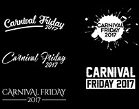 Carnival Friday Title Design