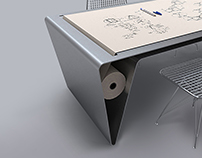LIDA: INFINITY SKETCH TABLE