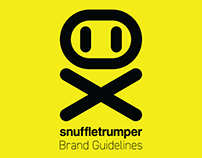 Personal Brand Guidelines Book