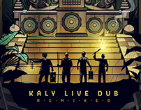 Kaly Live Dub - Remixed