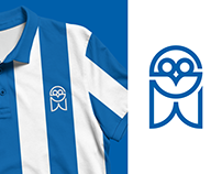 Sheffield Wednesday FC Monogram Crest