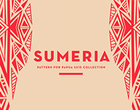 SUMERIA PATTERN SS15
