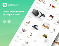 Shopper Smart Marketplace