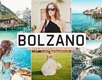Free Bolzano Mobile & Desktop Lightroom Presets
