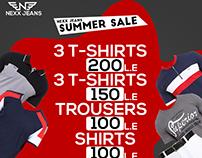 Album Summer Sale (Nexx Jeans)