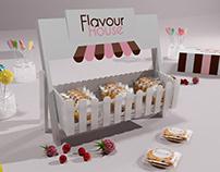 Flavour House Branding