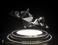LIGHT SOURCE L'AIGLE ROYAL | META