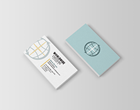 Worldwide Crossing Business Cards