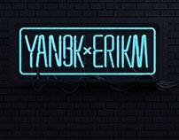 Yanbk x Erikm / neon