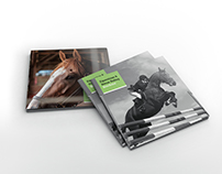 Equestrian – Square Horse Club Brochure