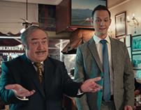 TÜRK TELEKOM - Muhteşem İkili, TV Commercial