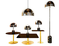 Tom Dixon - Bell and Flash Family | Free 3D Models