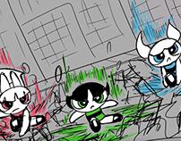 Power Puff Girls Animatic