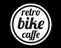 Retro Bike Caffe. Logo. Wrocław. 2016 //