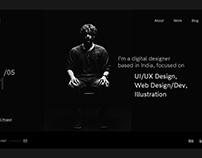 Frontend webpage design
