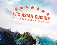 Li's Asian Cuisine