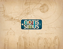 2013 Cайт и логотип для проекта «notissimus»