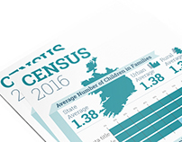 Sample Census Family Infographic