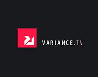 Web design | Variance TV