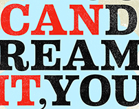 if you can dream it you can sleep – congratulations!