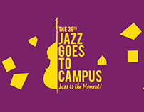 The 39th Jazz Goes to Campus Festival