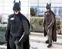 The Combat Batsuit