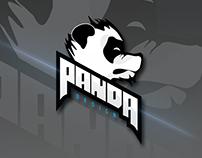 Panda Design Logo Concept