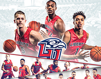 2016-17 Liberty Men's Basketball Campaign