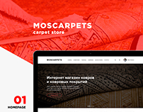 Moscarpets - carpet store