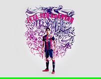 Pack stadium Barça 2014/15