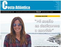 Clarin - Insert Costa Atlántica - Verano 2017 -