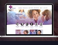 Infosana - UI/UX Design
