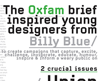 Oxfam X Billy Blue