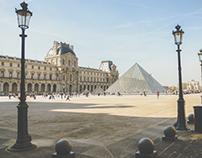 Parisian Walk | Rafal Wojcicki