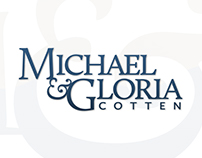 Logo Design - Michael & Gloria Cotten