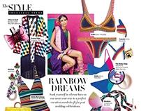 Swimsuits & Lingerie Trend pages - HBB - Dec-Jan '18